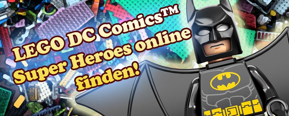 LEGO DC Comics Heroes