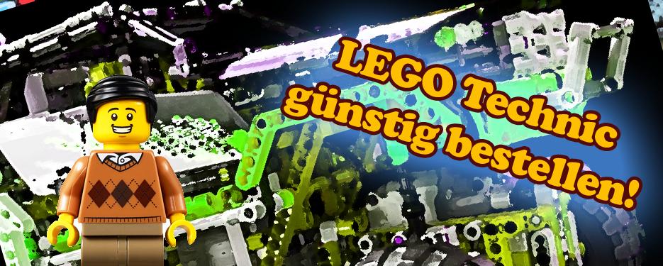 Lego Technic Produkte einkaufen